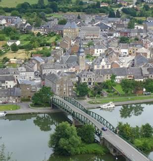 Halte fluviale Vireux-Wallerand